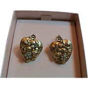 Kirk's Folly Earrings with box