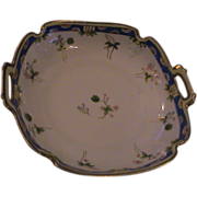 Hand Painted Nippon Candy Dish
