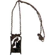 Art Deco Marcasite Necklace