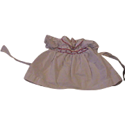 Smocked Dress form 1950's