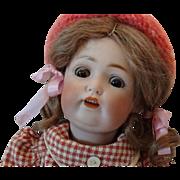 Wonderful 1920's Kestner Character Doll marked 260