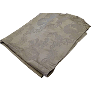 Antique Brocade Fabric for Doll Clothing