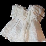 Nice Eyelet Doll Dress
