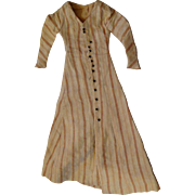 Antique style dress