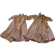 Pair of Matching Madame Alexander Bath Robes for your Madame Alexander Twins!