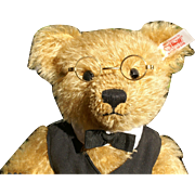 Steiff Bear, 100th Anniversary Bear for JC Penney 14""