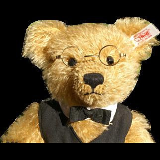 "Steiff Bear, 100th Anniversary Bear for JC Penney 14"""