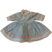 Very Cute 1950's Doll Dress