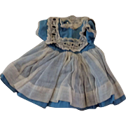 "Tagged Shirley Temple 1950's Dress for 12"" Doll"