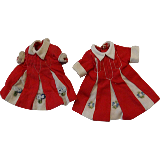 Twin Penny Brite Dresses