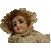 Antique French Doll 9 1/2""