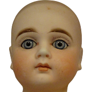 The Most Beautiful Solid Domed German Child doll in Fashion Doll Style; Very Hard to Find