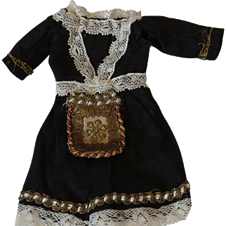 Anatique French Regional Dress