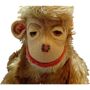 "12"" Mohair Monkey by Master Toys of Distinction"