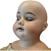 """Antique doll marked  AM 3500 21"""""""