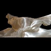 1940's Hand made Wedding Dress