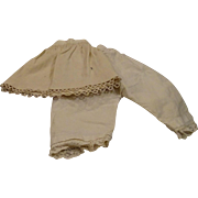 Antique Slip and Pantaloons