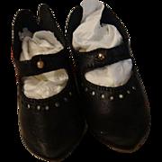 Pair Vintage SFBJ Style Shoes