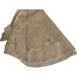 Antique Baby Cape