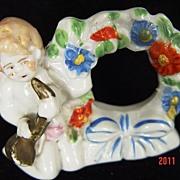 Vintage Japan Angel Figurine