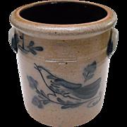 Rowe Cobalt 1 Gallon Bird Crock