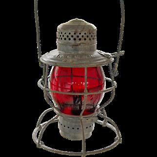 International & Great Northern(IG&N) Railroad Lantern