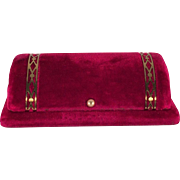 Vintage Bulova Jewelry Box