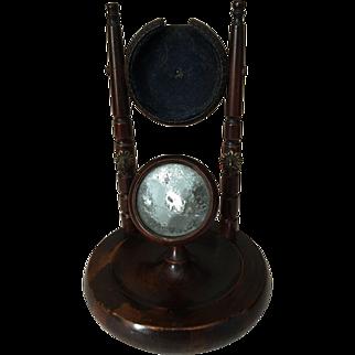 Antique Victorian Pocket Watch Stand