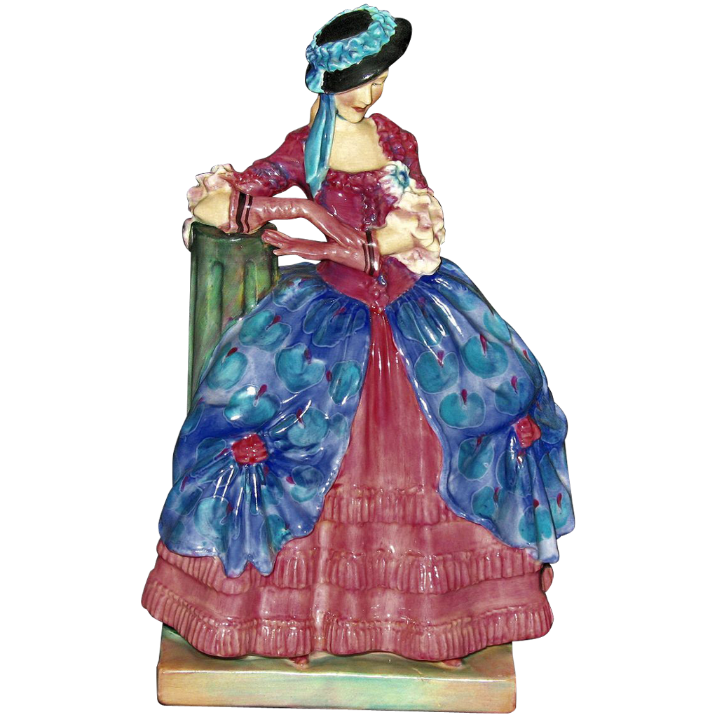 Royal Doulton Figurine: Kate Hardcastle; Pattern No. HN1861