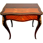 French Desk Writing Table Dressing Table Ormolu