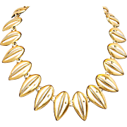 Year End BLOWOUT SALE is on: Anne Klein Cleopatra Style Necklace