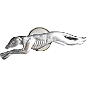 Racing Greyhound Dog Tac Pin