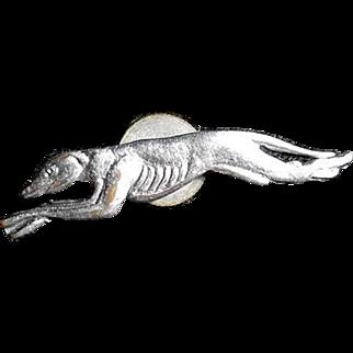 Racing Greyhound Dog Tac Pin