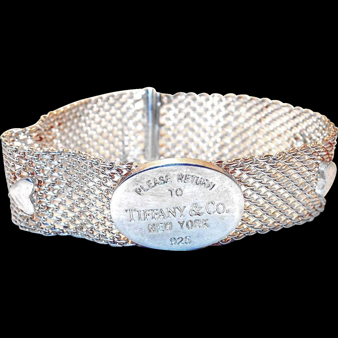 Vintage Heart Bracelet 105