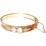 Victorian Revival Whiting and Davis Bracelet