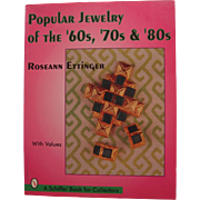 Vintage Collecting Reference Guide Popular Jewelry 60s 70s 80s Schiffer Collectors Book