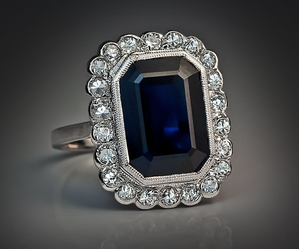 Antique Art Deco Rings Melbourne