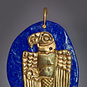 Ancient Graeco - Scythian Ornamental Plaque / Pendant
