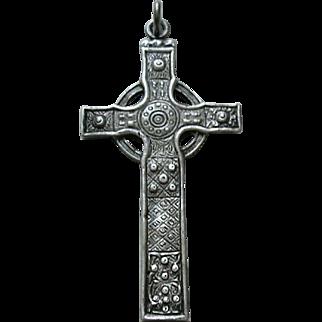 Vintage Celtic Style Cross