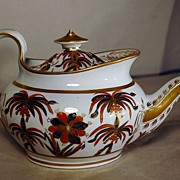 19th Century English Teapot