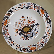 19th Century Spode New Stone Plate