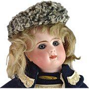 Steiner Le Parisien Doll 12 inches - C. 1885