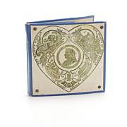 Victorian Needle Case- Queen Victoria Jubilee 1897