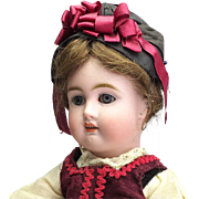 Antique French Jullien Bisque Doll