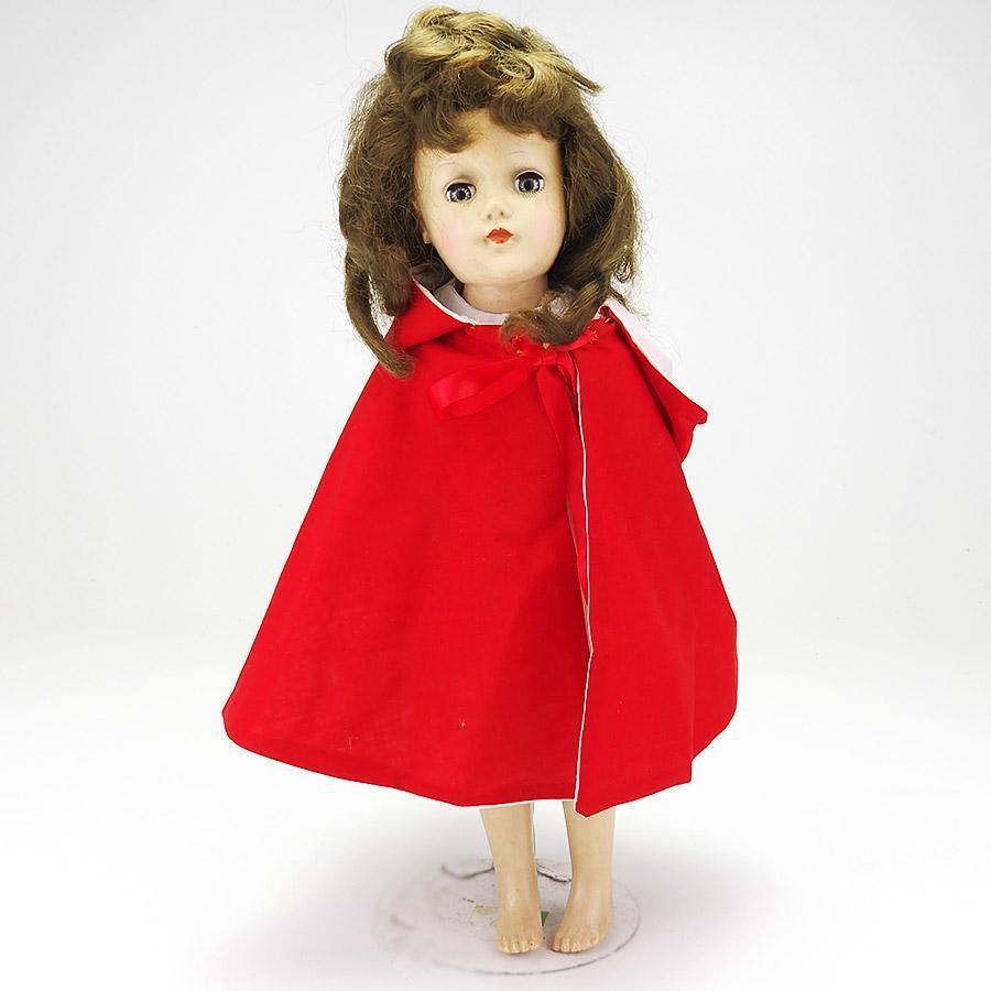 Vintage Hard Plastic Doll 46