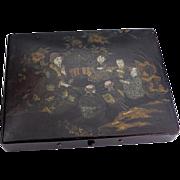 Vintage Lacquer Box