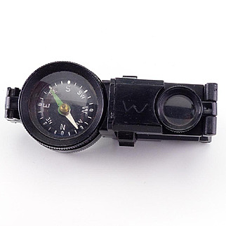 Very Interesting Compass, Binocular and Magnifying Vintage Child's Toy