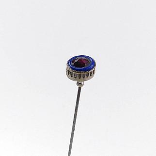 Vintage Jeweled Hat Pin