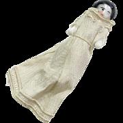 Antique Tiny Frozen Charlotte Doll