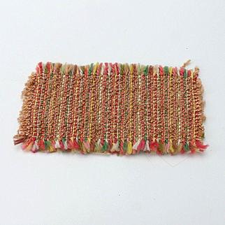 Hand Woven Dollhouse Rug